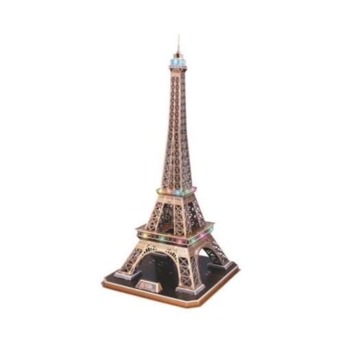 3D-Puzzle Eiffelturm - LED Edition