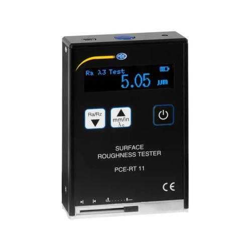 Rauhigkeitsmessgerät PCE-RT 11 für Ra, Rz, Rq und Rt