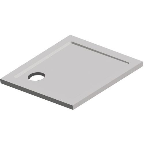 Fusion Einbau-Duschwanne viereckig 60431207210 - Get Wet By Sealskin