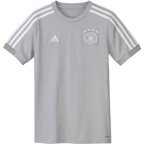 ADIDAS Kinder Fußballshirt, Größe 152 in Grau
