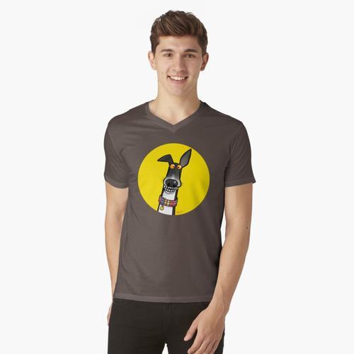 Teefs! t-shirt:vneck