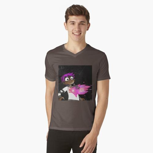 LUV Premium Tee t-shirt:vneck