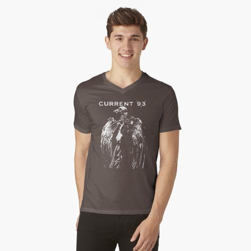 Aktuelle 93 Aktuelle Dreiundneunzig t-shirt:vneck
