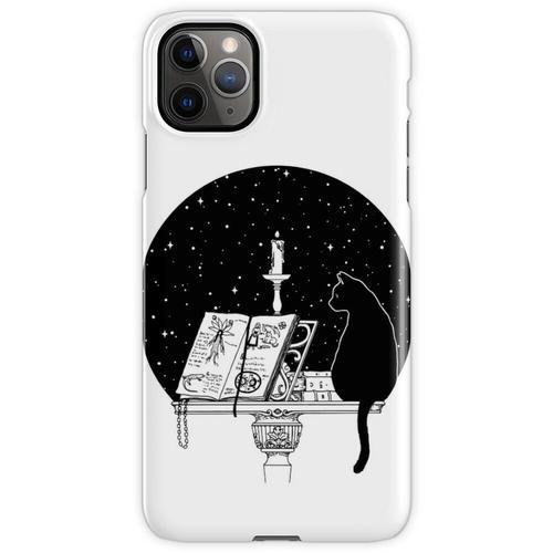 Die Katze und die Kerze iPhone 11 Pro Max Handyhülle
