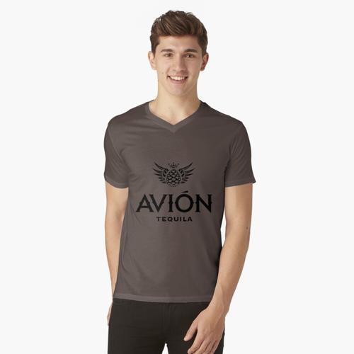 Avion Tequila t-shirt:vneck