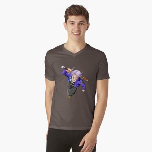 Badehose t-shirt:vneck