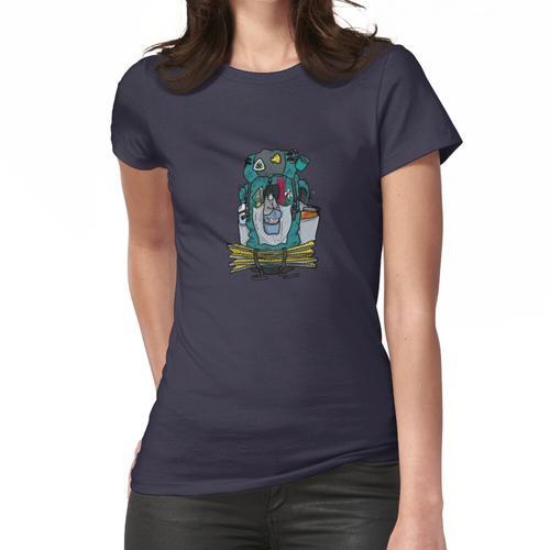 Wanderrucksack Frauen T-Shirt