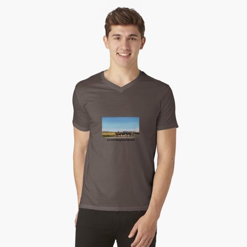 AnnenMayKantereit t-shirt:vneck
