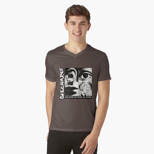 Freigabe t-shirt:vneck