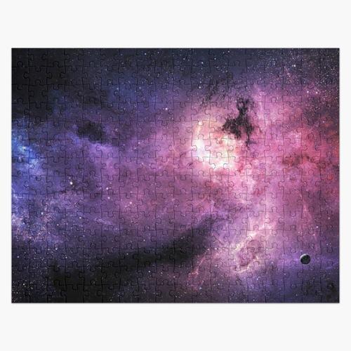 Galaxy Design Puzzle