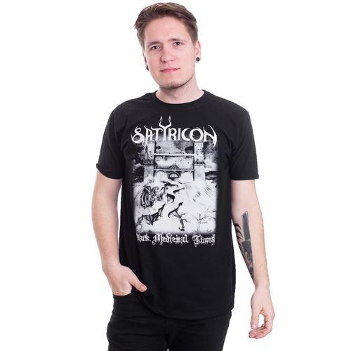 Satyricon - Dark Medieval Times - - T-Shirts