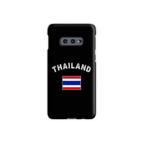 Thailand thailändisch Flagge Fahne Bangkok Samsung Galaxy S10e Case
