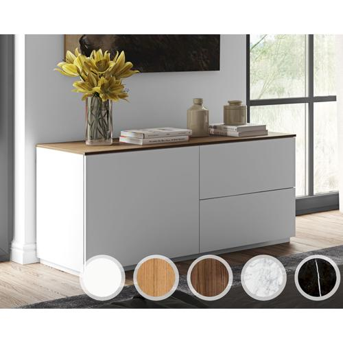 TemaHome Join Highboard - 120L2 Nussbaum