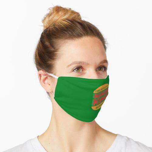 BK Badezimmer Maske