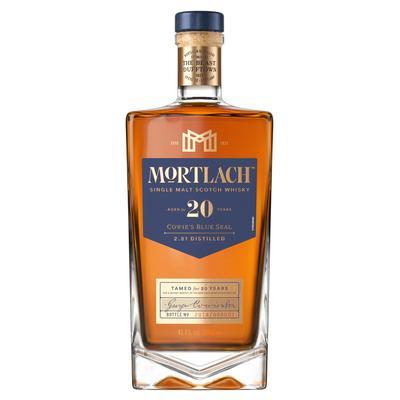 Mortlach 20 Year Single Malt Scotch Whisky Whiskey