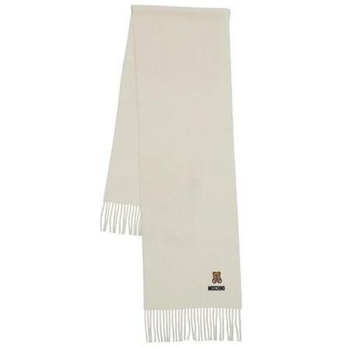 Moschino Tücher & Schals - Scarf - in weiß - für Damen
