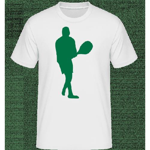 Tischtennis Spieler - Shirtinator Männer T-Shirt
