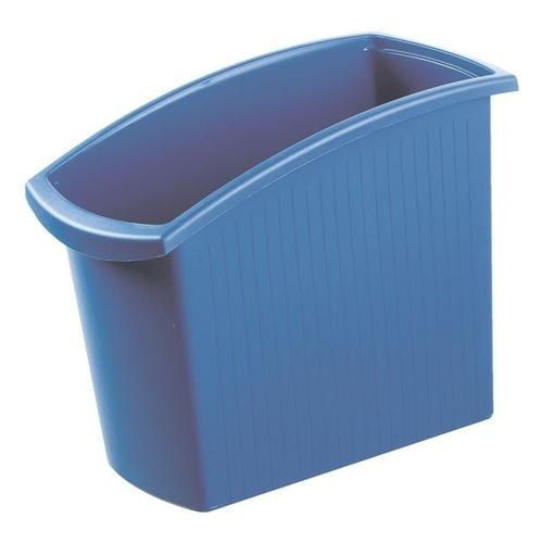 Papierkorb »Mondo« 18 Liter blau, HAN, 19.5x49.2x45.8 cm