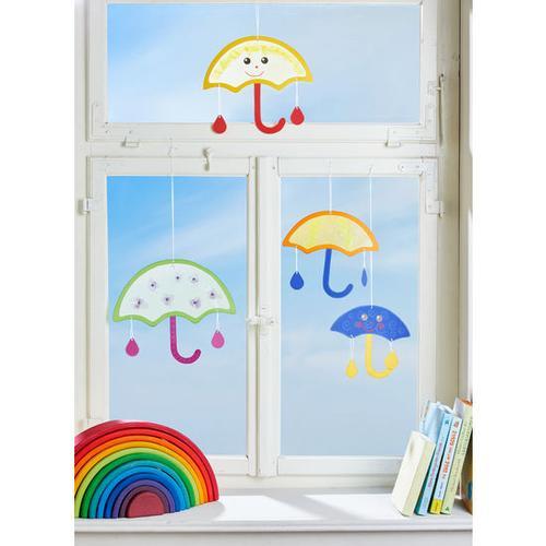 JAKO-O Sonnenfänger Regenwetter, bunt