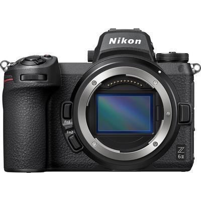 Nikon Z 6II FX Format Mirrorless Camera Body Only