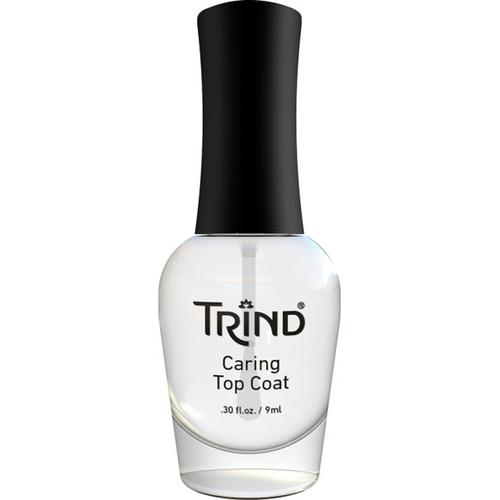 Trind Nail Finishers Nail Finishers Caring Top Coat 9 ml Nagelüberlack
