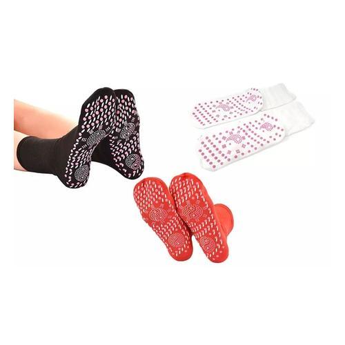 Turmalin-Socken: Rot/2