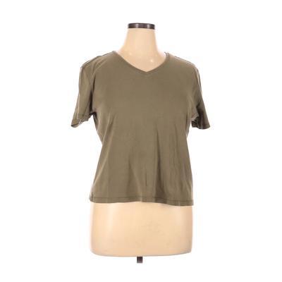 Karen Scott Short Sleeve T-Shirt...