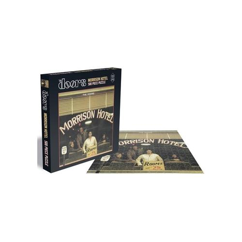 The Doors - Morrison Hotel -