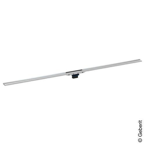 Geberit CleanLine 80 Duschrinne edelstahl gebürstet, für Duschrinne: 30 - 130 cm 154441KS1