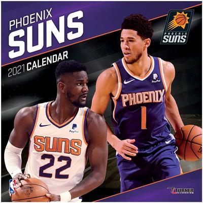 Phoenix Suns 2021 Wall Calendar