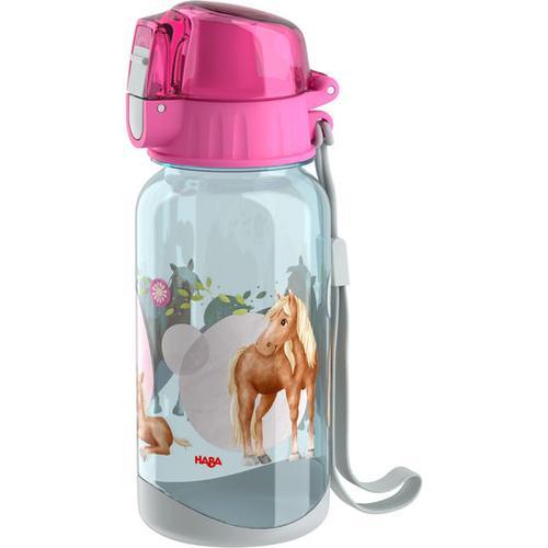 HABA Trinkflasche Pferde, bunt