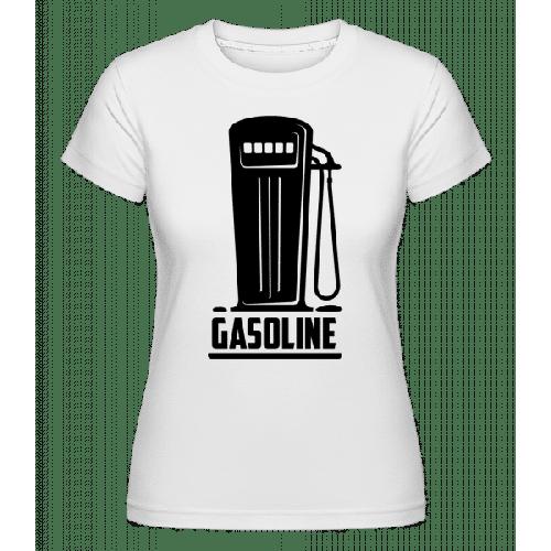 Gasoline Symbol - Shirtinator Frauen T-Shirt