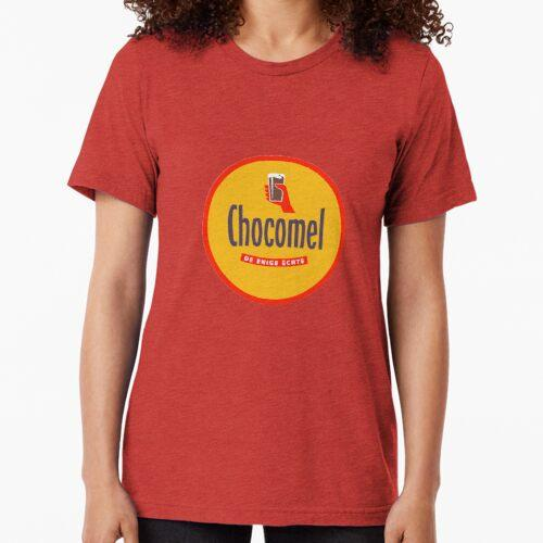 Chocomel - The one and Only Tri-blend T-Shirt