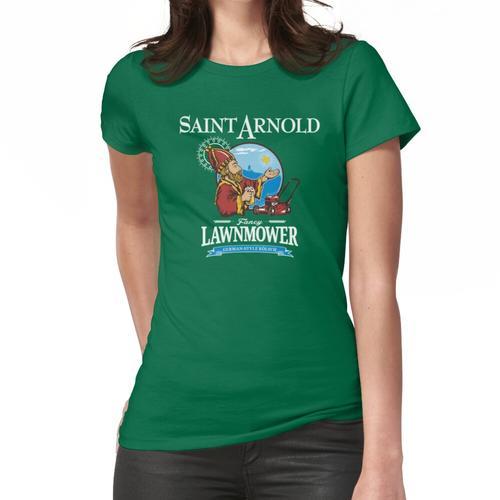 Saint Arnold Fancy Rasenmäher Texas Deutsches Bier Frauen T-Shirt