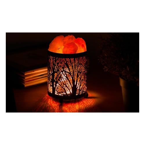 Globrite USB-LED-Lampe mit Himalaja-Salz