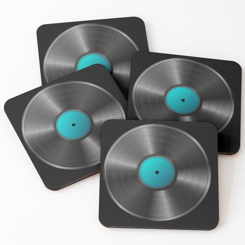 Schallplatte Untersetzer