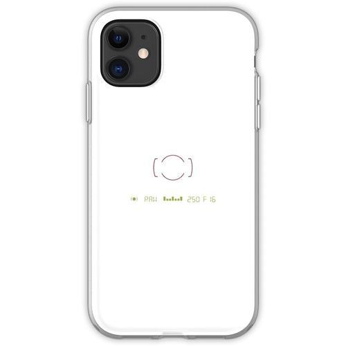 Kamerasucher Flexible Hülle für iPhone 11