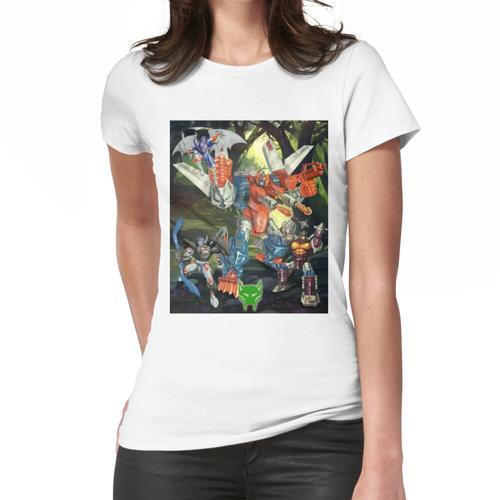 Primes Primes Beast Wars Frauen T-Shirt