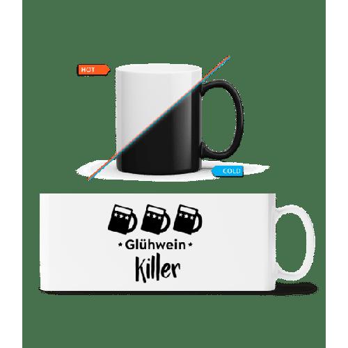 Glühwein Killer - Zaubertasse