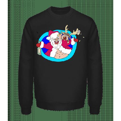 Betrunkene Weihnachten - Unisex Pullover