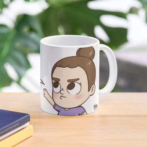 Don't touch my mug Mug