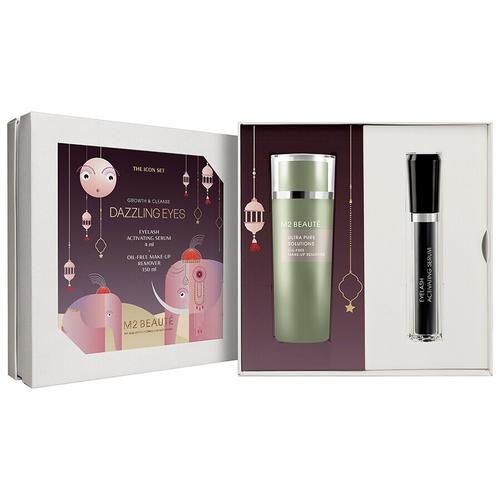 M2 Beauté Wimpernserum Eye Care Make-up Set