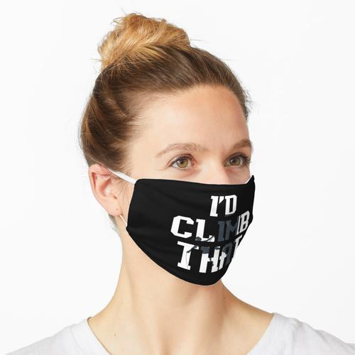 Outdoor Sport Klettern Maske