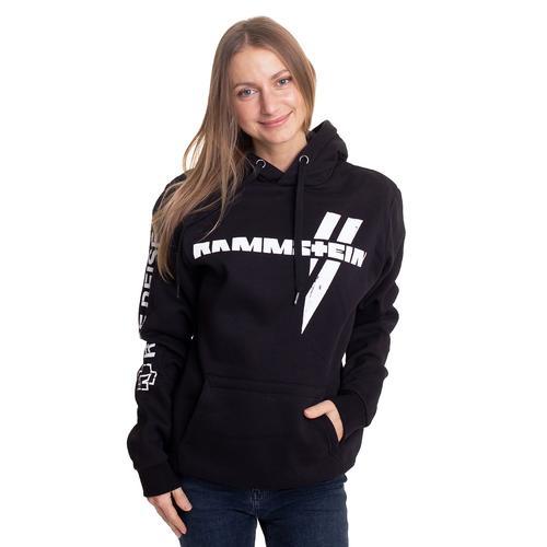 Rammstein - Weißes Kreuz - Hoodies
