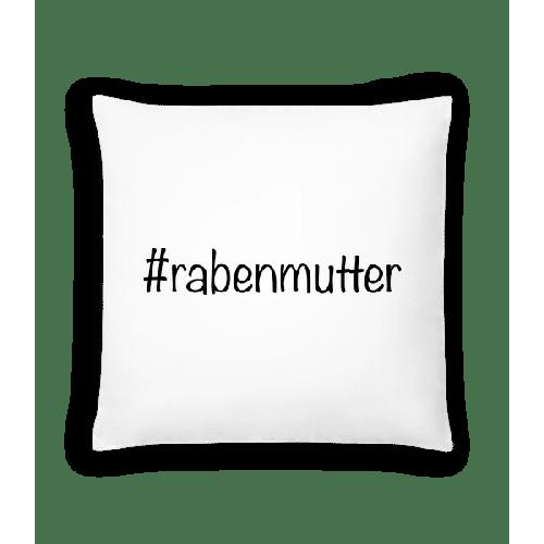 Rabenmutter Hashtag - Kissen