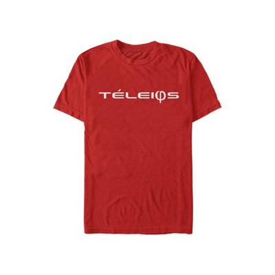 Project Power Red Project Power Teleios Basic Logo T-Shirt