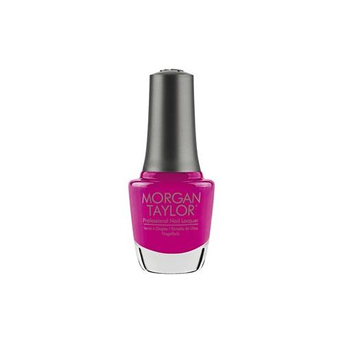 Morgan Taylor Nägel Nagellack Pink Collection Nagellack Nr. 02 Glitterpink 15 ml