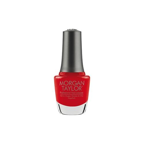 Morgan Taylor Nägel Nagellack Yellow & Orange Collection Nagellack Nr. 16 Orangered 15 ml