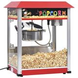 vidaXL Machine à pop-corn avec p...