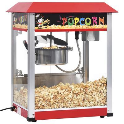vidaXL Machine à pop-corn avec p...